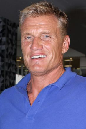 Picture of quotation author Dolph Lundgren