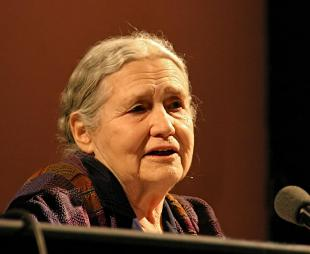 Picture of quotation author Doris Lessing