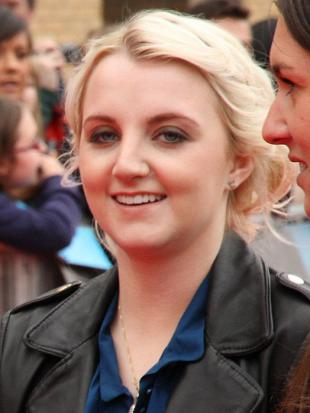 Picture of quotation author Evanna Lynch