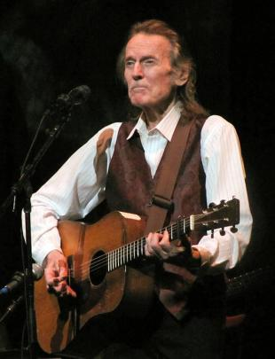 Picture of quotation author Gordon Lightfoot