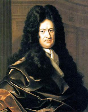 Picture of quotation author Gottfried Leibniz