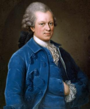 Picture of quotation author Gotthold Ephraim Lessing