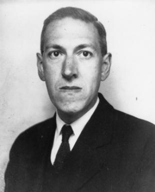 Picture of quotation author H. P. Lovecraft