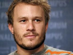 Picture of quotation author Heath Ledger