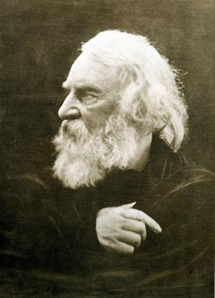 Picture of quotation author Henry Wadsworth Longfellow