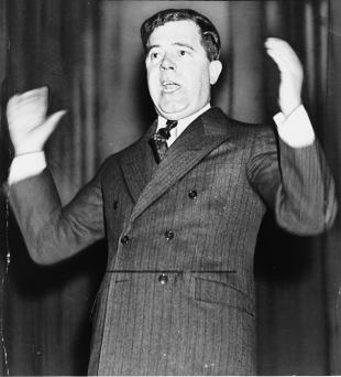 Picture of quotation author Huey Long