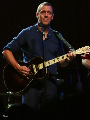 Picture of quotation author Hugh Laurie