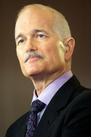 Picture of quotation author Jack Layton