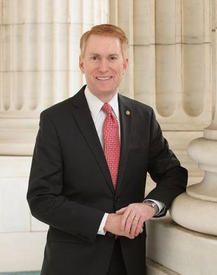 Picture of quotation author James Lankford