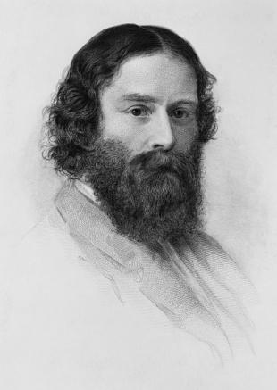 Picture of quotation author James Russell Lowell