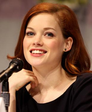 Picture of quotation author Jane Levy