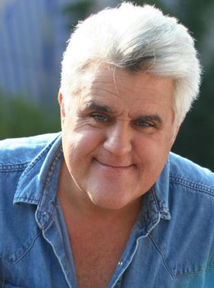Picture of quotation author Jay Leno