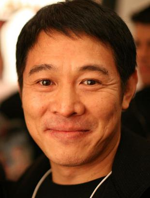 Picture of quotation author Jet Li