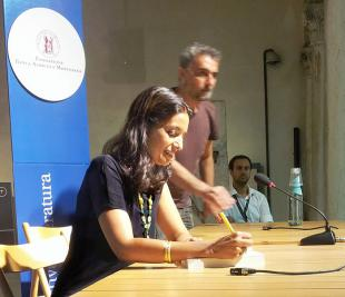 Picture of quotation author Jhumpa Lahiri