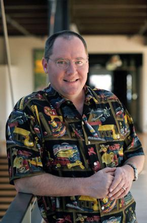 Picture of quotation author John Lasseter