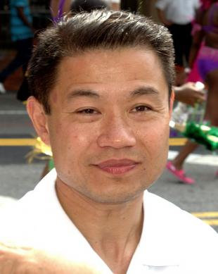 Picture of quotation author John Liu