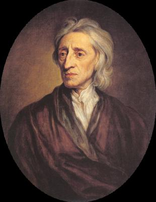 Picture of quotation author John Locke
