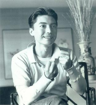 Picture of quotation author John Lone
