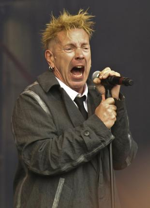 Picture of quotation author John Lydon