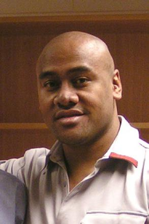 Picture of quotation author Jonah Lomu