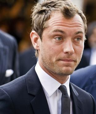 Picture of quotation author Jude Law