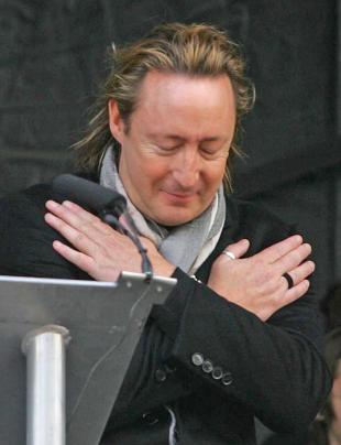 Picture of quotation author Julian Lennon