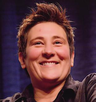 Picture of quotation author K. D. Lang