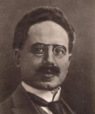 Picture of quotation author Karl Liebknecht