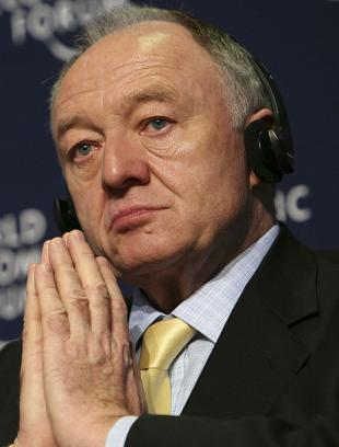Picture of quotation author Ken Livingstone