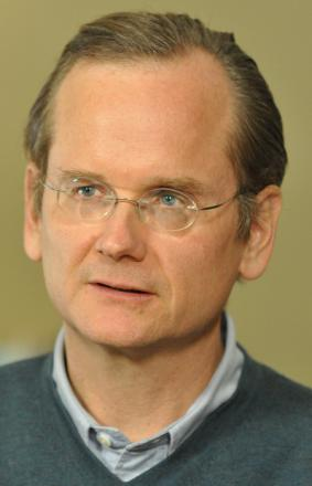 Picture of quotation author Lawrence Lessig