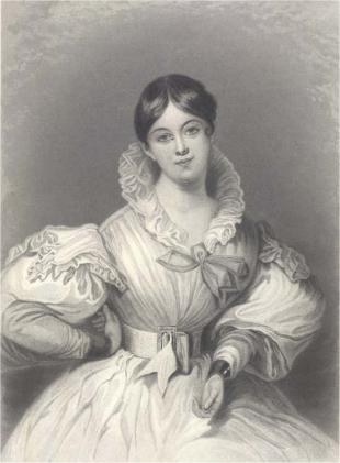 Picture of quotation author Letitia Elizabeth Landon