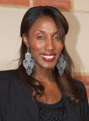 Picture of quotation author Lisa Leslie