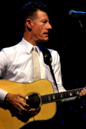 Picture of quotation author Lyle Lovett