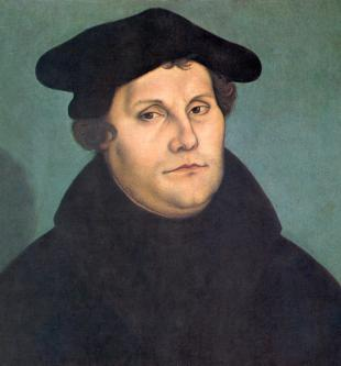 Picture of quotation author Martin Luther