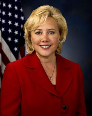 Picture of quotation author Mary Landrieu