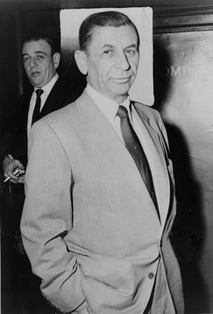 Picture of quotation author Meyer Lansky