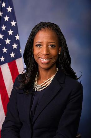 Picture of quotation author Mia Love