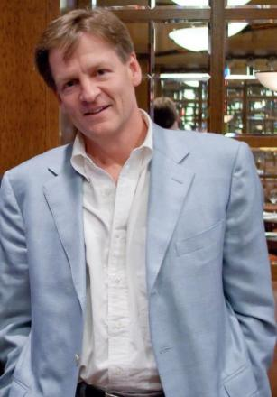 Picture of quotation author Michael Lewis
