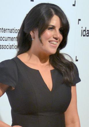 Picture of quotation author Monica Lewinsky