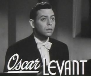 Picture of quotation author Oscar Levant