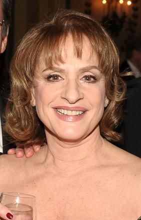 Picture of quotation author Patti LuPone