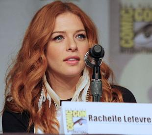 Picture of quotation author Rachelle Lefevre