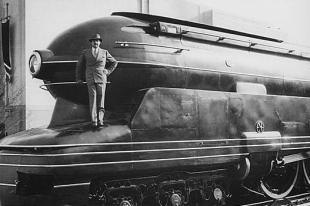 Picture of quotation author Raymond Loewy