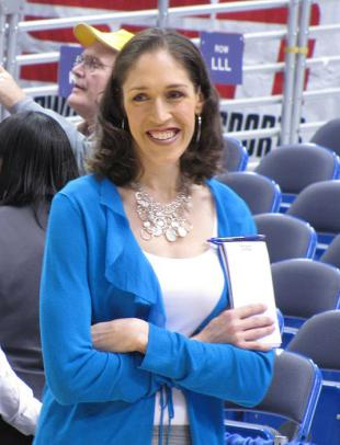 Picture of quotation author Rebecca Lobo