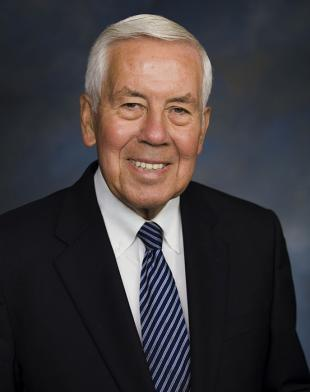 Picture of quotation author Richard Lugar