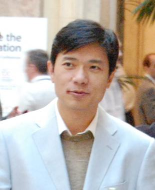 Picture of quotation author Robin Li