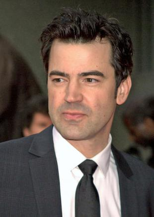 Picture of quotation author Ron Livingston