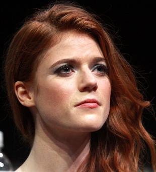 Picture of quotation author Rose Leslie