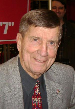 Picture of quotation author Ted Lindsay