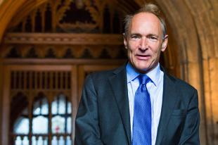 Picture of quotation author Tim Berners-Lee